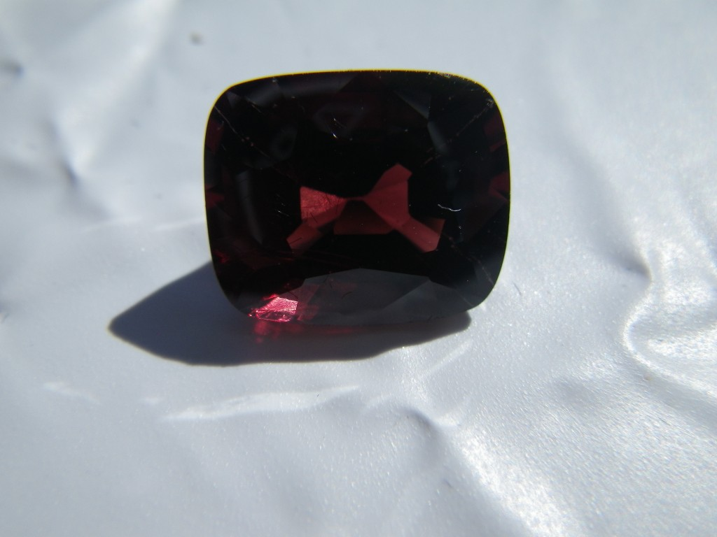 7ct Mogok spinel.