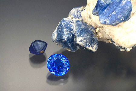 Cobalt Spinels