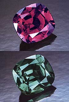 A 1.29ct Russian Alexandrite, Tino Hammid Photography, Inc