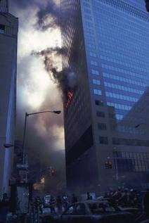 One side of WTC7 that shows things as not as bad as reported
