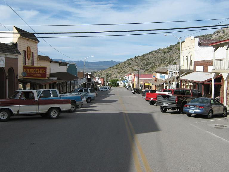 Pioche today.