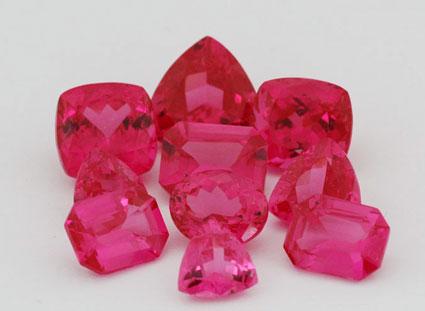 Pink Mahenge Spinels
